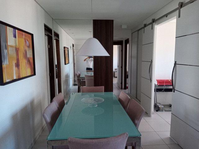 Lindo apartamento com 104 metros em Tambauzinho - Foto 5