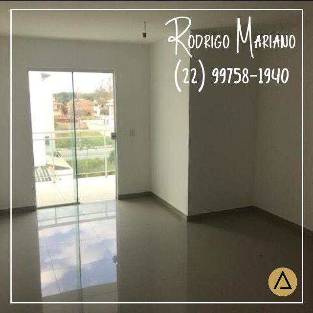 Alugo lindo apartamento de 2 quartos na Enseada em Rio das Ostras - Foto 7