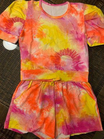 Tie Dye Conjunto - Foto 5