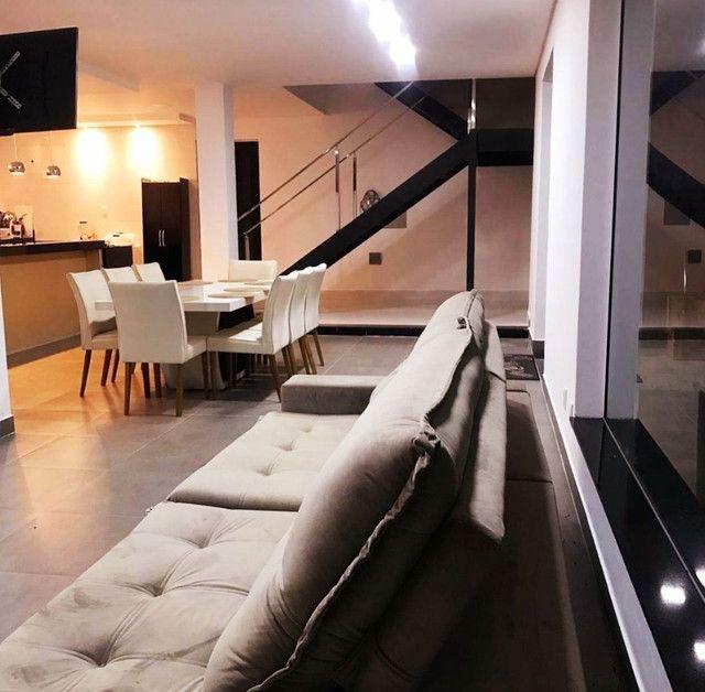 Majestosa casa em condomínio fechado a venda em Varginha - Foto 4
