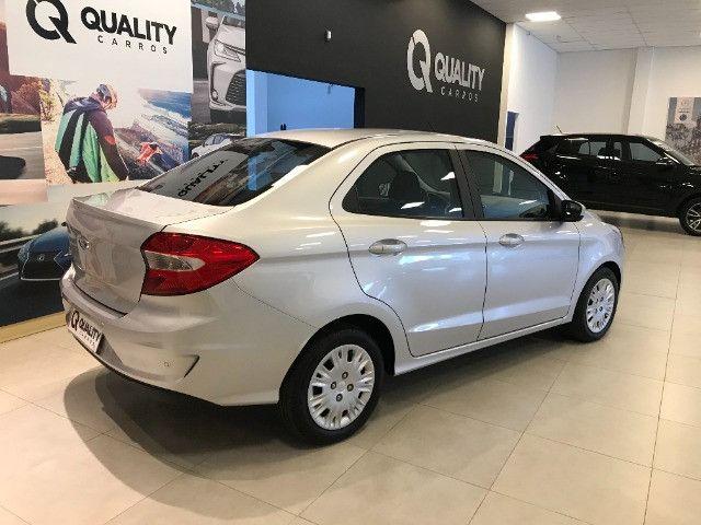 Ford - Ka 1.5 Sedan SE Plus 12V Flex 4p Mec - 2019 - Foto 4