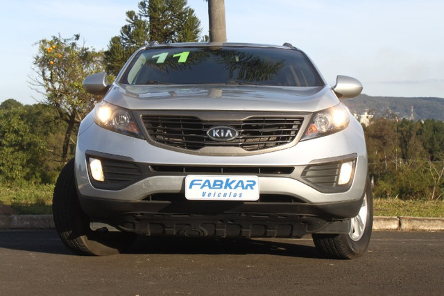 Kia Motors Sportage LX 2.0 16V/ 2.0 16V Flex Manual 2011 - Revisado/troca/financia - Foto 2