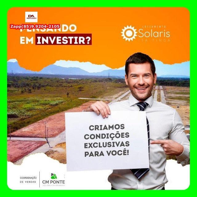 Loteamento Solaris Gererau- Invista @!#@ - Foto 7
