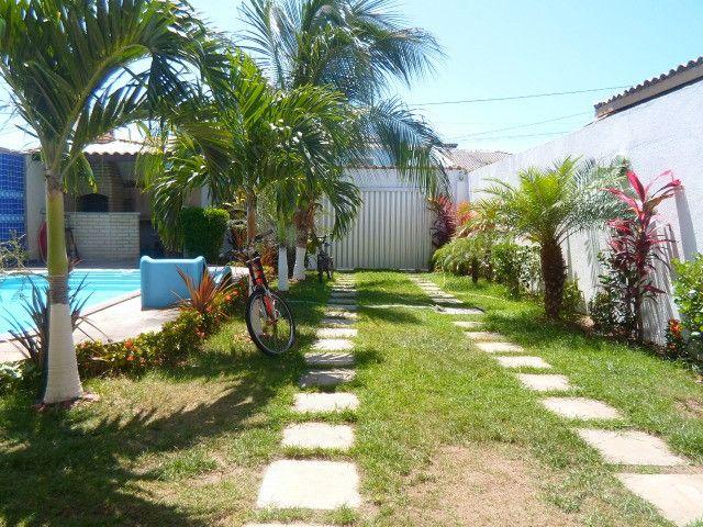 FZ132 - Casa em Arembepe - 04 quartos com piscina - Foto 12