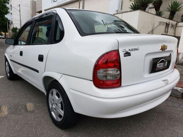 Chevrolet classic 1.0 completo vendo troco e financio R$ 18.900,00 - Foto 15