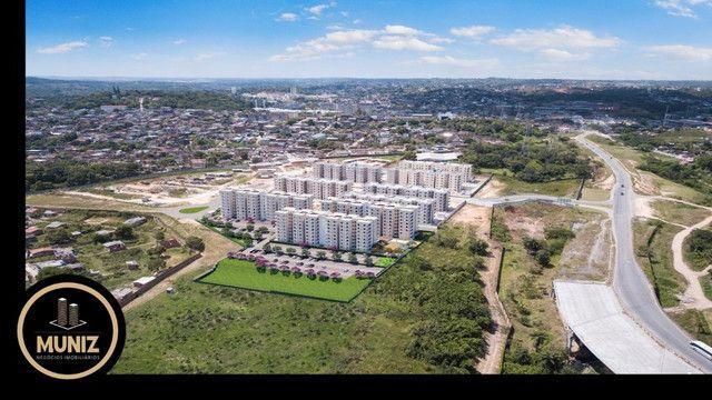 K Residencial Jardins dos Bungavilles, Camaragibe, 2 quartos com Lazer!