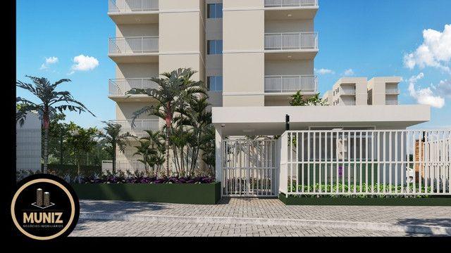 K Residencial Jardins dos Bungavilles, Camaragibe, 2 quartos com Lazer! - Foto 6