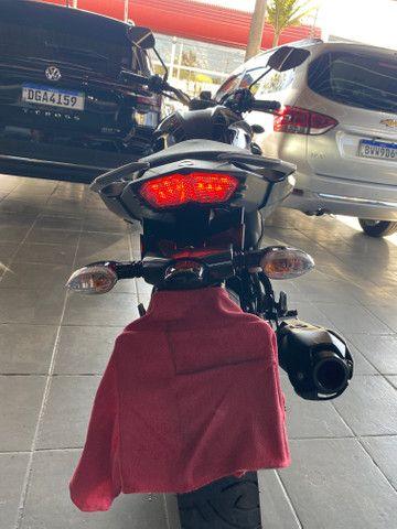 Yamaha FZ 25 Fazer Ano 20/ 20 Preta Flex - Foto 12