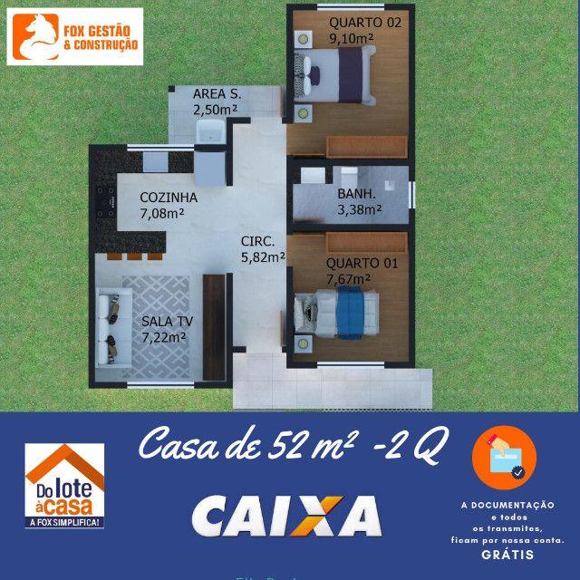 """Casa em Linhares ITBI-RGI """"Grátis"""" - Foto 3"""