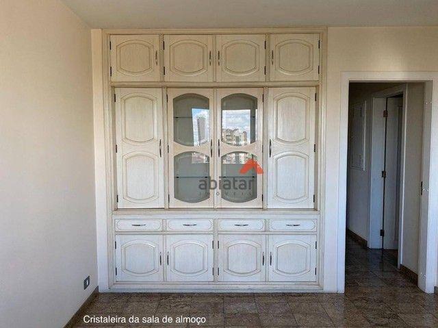 Apartamento com 4 dormitórios para alugar, 340 m² por R$ 3.910,00/mês - Vila Andrade - São - Foto 17