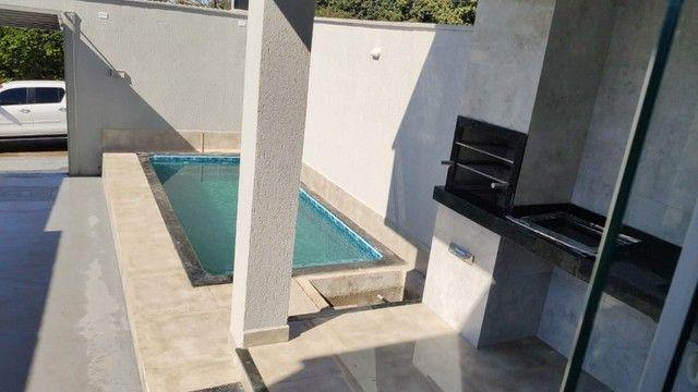 Casa nova 03 Quartos com Piscina  na Vila Pedroso em Goiânia  - Foto 6