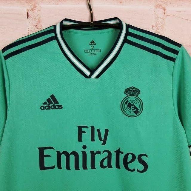 Camisa Real Madrid III - Foto 2