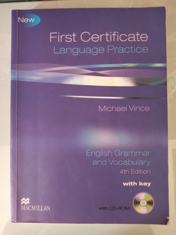 First Certificate Language Practice Micheal Vince