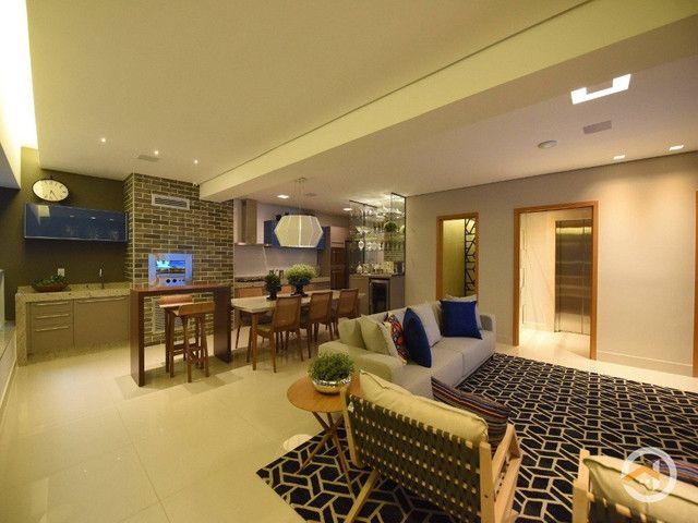 Apartamento à venda com 3 dormitórios em Park lozandes, Goiânia cod:2773 - Foto 2