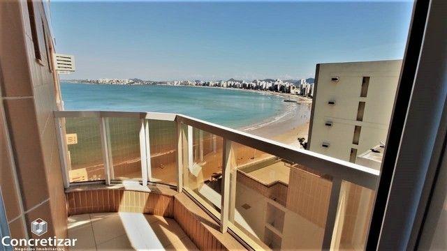Apartamento Frente Mar à Venda com 4 Suítes na Praia do Morro, Guarapari-ES - Foto 5
