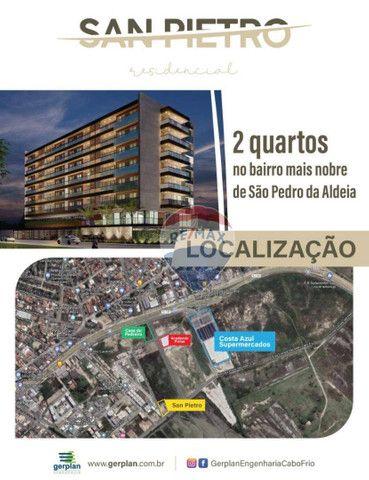 Apartamento com 2 quartos (1 suíte) à venda, 77 m² a partir de R$ 337.568 - Nova São Pedro