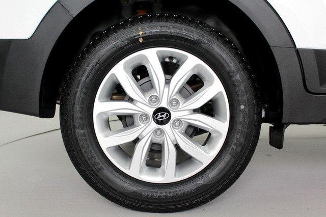 Hyundai Creta 1.6 ACTION Flex Aut. 6M - 2021<br><br> - Foto 12