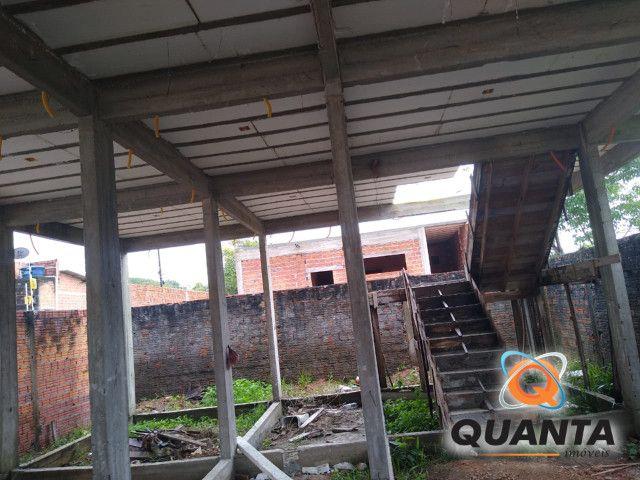 Vendo casa em construção no residencial Brisa do Norte - Foto 3
