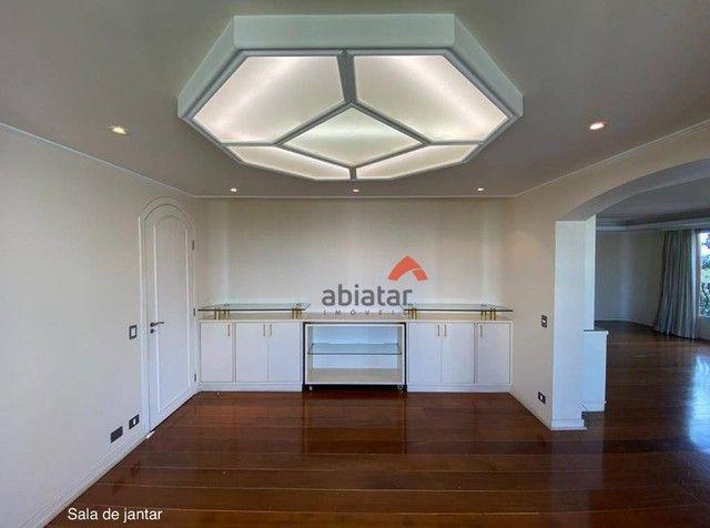 Apartamento com 4 dormitórios para alugar, 340 m² por R$ 3.910,00/mês - Vila Andrade - São - Foto 13