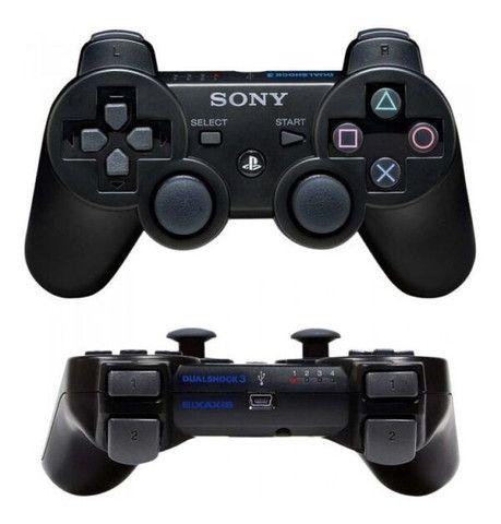 Controle PS3 - chegou - poucas unidades - Foto 4