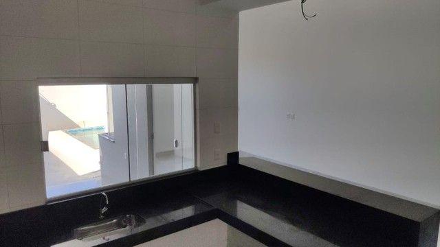 Casa nova 03 Quartos com Piscina  na Vila Pedroso em Goiânia  - Foto 5