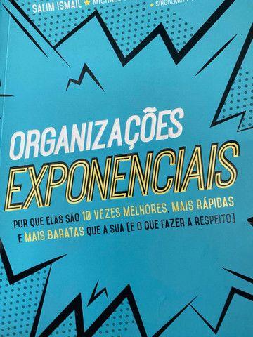 Livro Organizações Exponenciais - Salim Ismail