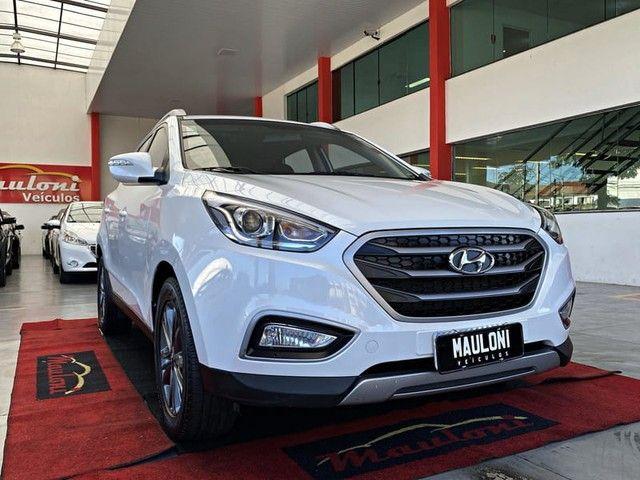 Hyundai  IX35 GL 2.0 16V 2WD FLEX AUT - Foto 9