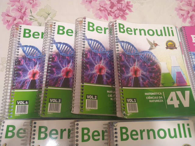 Coleção Completa Bernoulli 4V - Foto 2