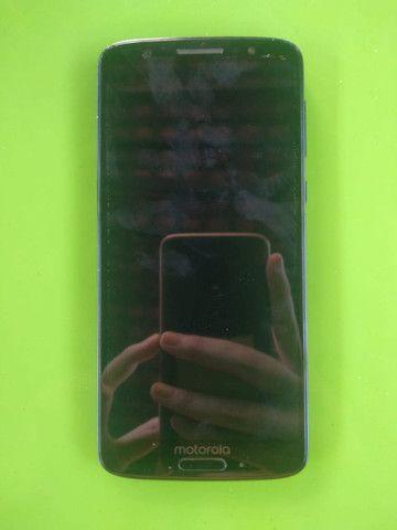 Celular Motorola G6 32gb semi novo bem conservado - Foto 3