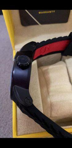 Relógio Invicta Yakuza Automático a prova d'água Completo - Foto 5
