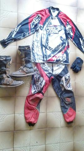 Kit motocross