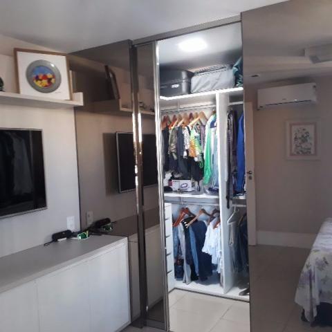 Apartamento Luxuoso 128m² com 3 suítes/3 vagas Meireles - Foto 14