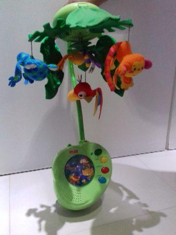 Mobile musical fisher price