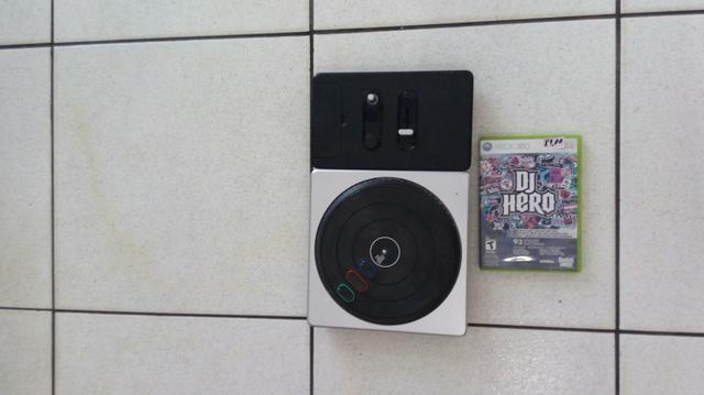 Kit Dj Hero de Xbox 360