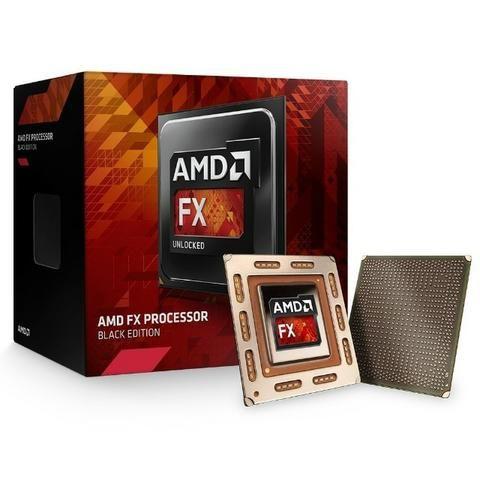 Kit Processador 6 Núcleos 4.1 Ghz+ 8gb Ram + Placa mãe top de linha. Roda Todos os Jogos.