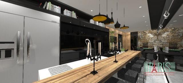 Apartamento à venda com 3 dormitórios em Iririú, Joinville cod:276 - Foto 4