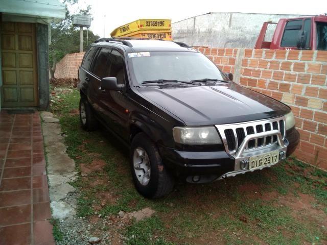 Elegant Jeep Gran Cherokee V8 2001 Aceito Troca Por Caminhao Carro Ou Moto
