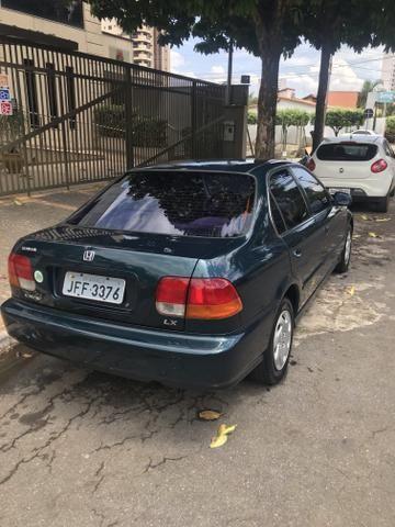 Great Honda Civic 98/98 LX 1.6 AT 4P