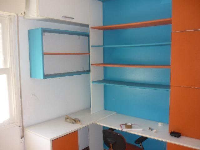 Apto. centro de Pelotas, três dormitórios com garagem