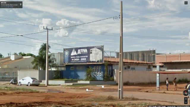 Imóvel comercial para locação na Sta. Clara - Rondonópolis/MT