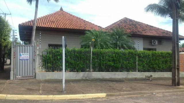 Casa para locação na Sta. Marta - Rondonópolis/MT