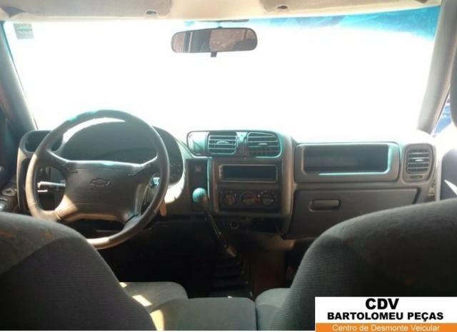 Pecas Sucata Chevrolet S10 2002 Turbo Carros Vans E Utilitarios