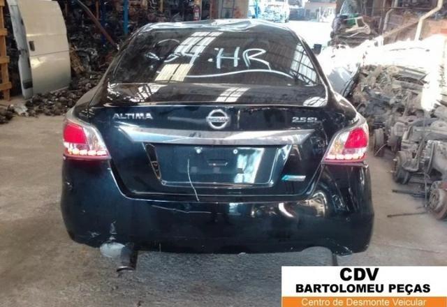 Peças Sucata Nissan Altima 2.5 SI 2014 - Foto 3