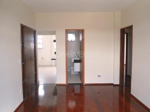 Apartamento para aluguel, 3 quartos, 2 vagas, caiçaras - belo horizonte/mg - Foto 2