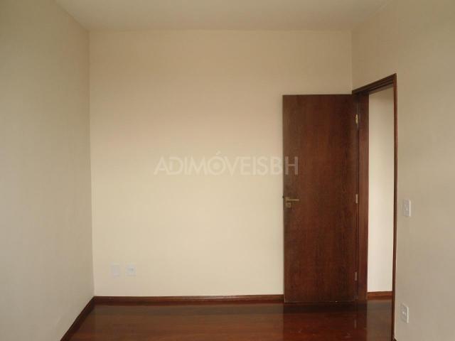 Apartamento para aluguel, 3 quartos, 2 vagas, caiçaras - belo horizonte/mg - Foto 9