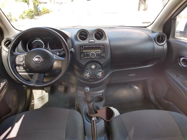 Nissan Versa 2014 1.6 completo - Foto 5