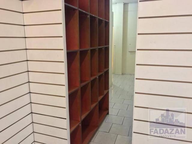 Loja para alugar, 74 m² por r$ 2.850,00/mês - pinheirinho - curitiba/pr - Foto 9