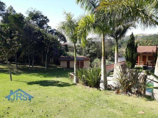 Chácara com 3 dormitórios para alugar, 3264 m² por r$ 5.800/mês - suru - santana de parnaí - Foto 8