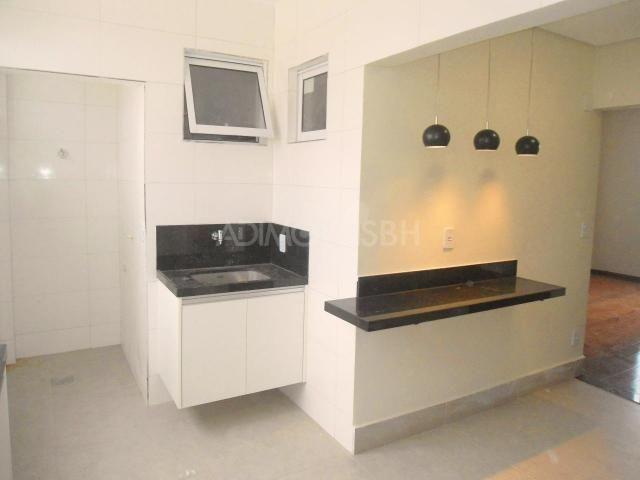 Apartamento para aluguel, 3 quartos, 2 vagas, caiçaras - belo horizonte/mg - Foto 13
