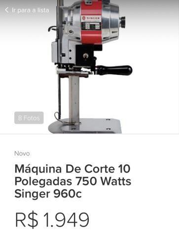 Máquina de Corte Tecido - Foto 4